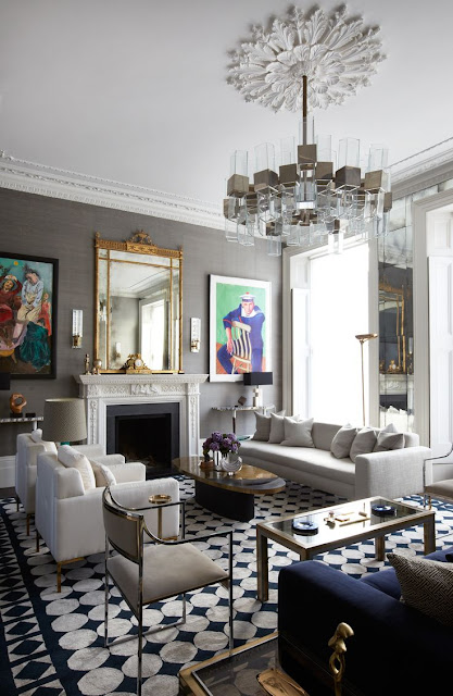 Glamour Interior Design Style