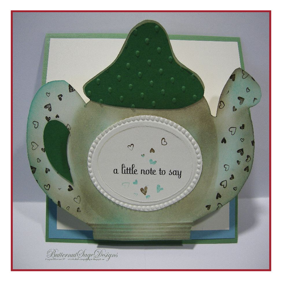 It's just a picture of Teapot Template Printable in victorian teapot box