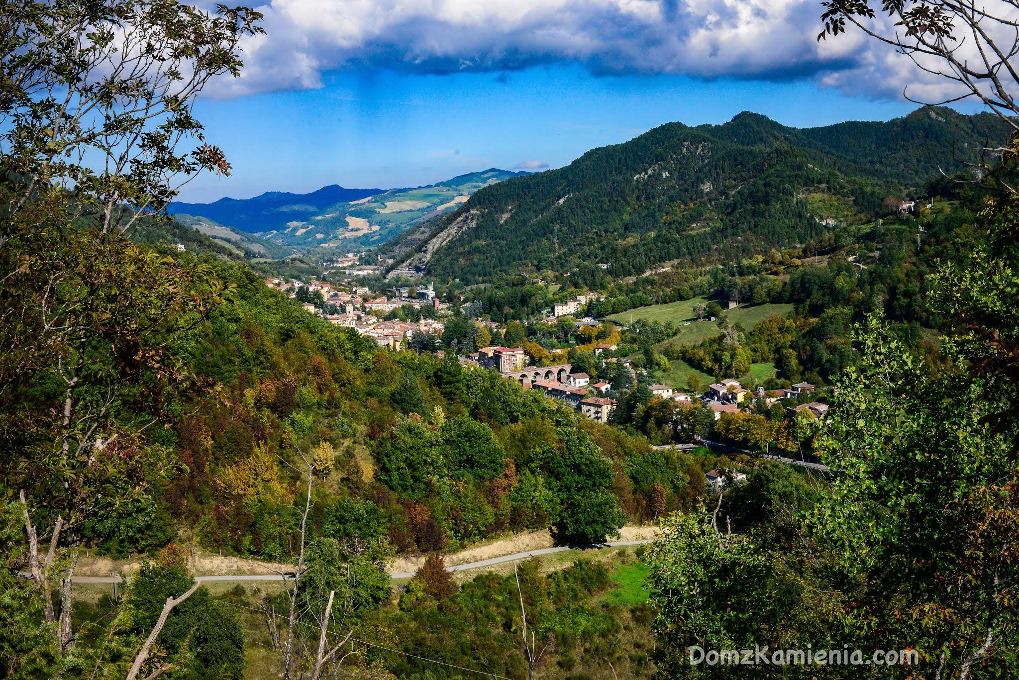 Marradi, Toscana valle del Lamone