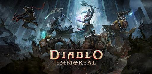 تحميل لعبة Diablo Immortal