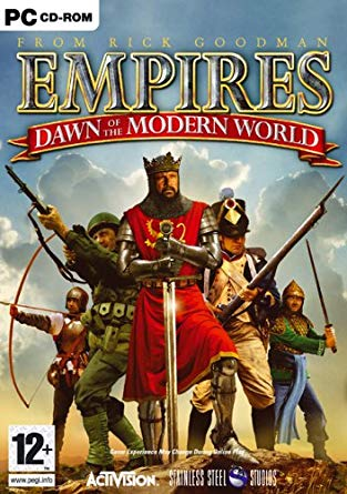 Empires Dawn of the Modern World Pc Games