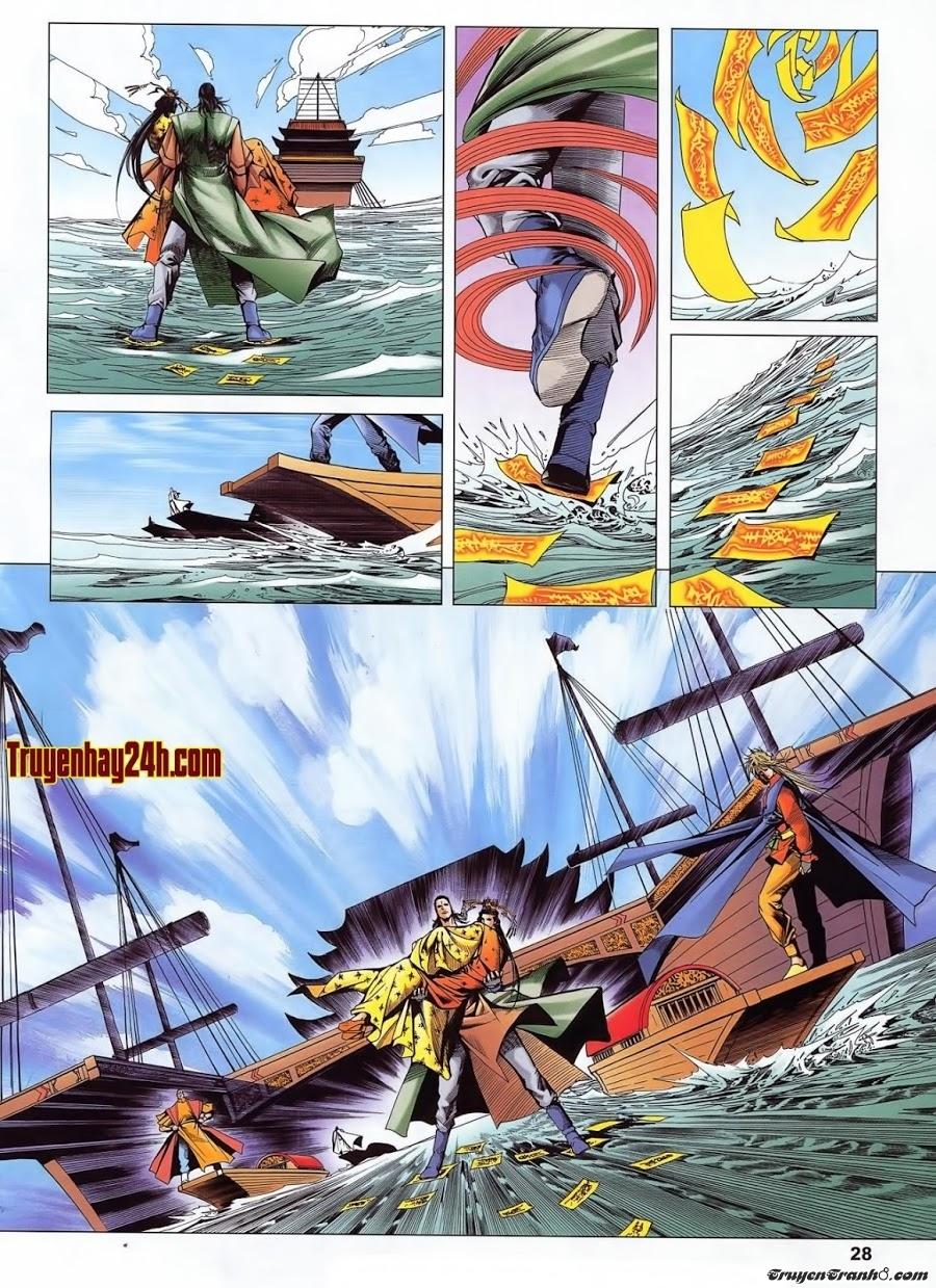 Lục Đạo Thiên Thư chap 21 - Trang 26