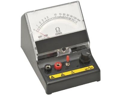 Ohm Meter Analog