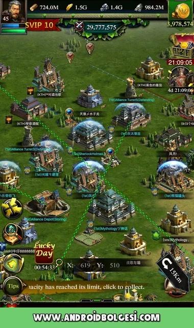 Clash of Kings Mod Apk