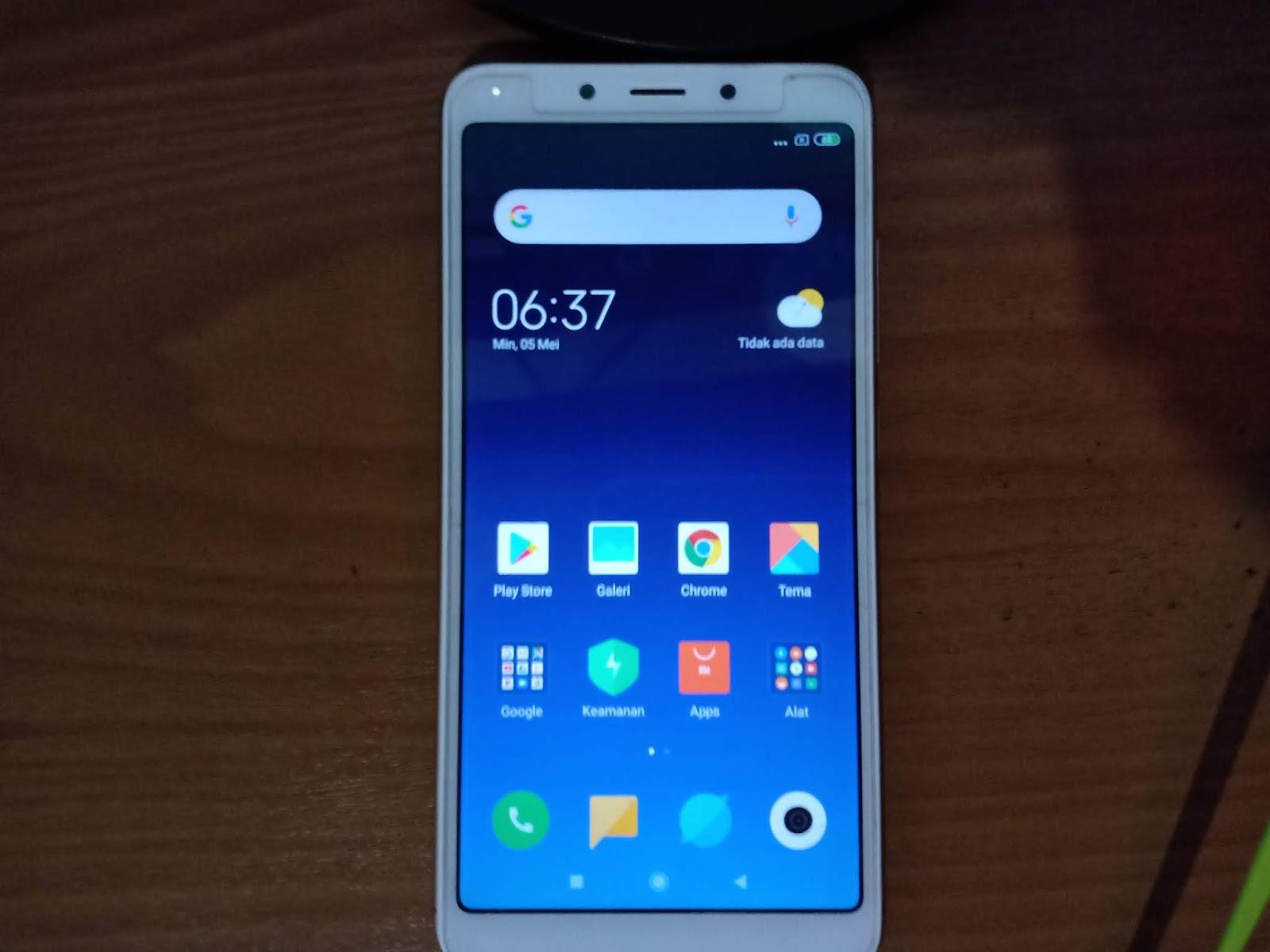 Bypass Mi Account Xiaomi Redmi 6A Cactus