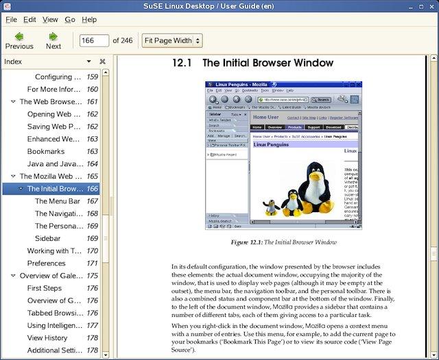 Java Based Pdf Reader