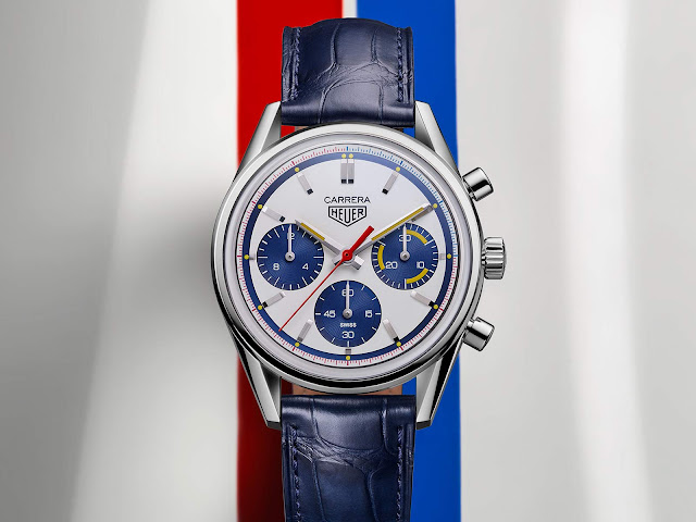 TAG Heuer - Carrera 160 Years Montreal Limited Edition Ref. CBK221C