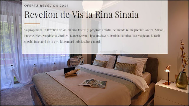 pareri impresii revelion hotel rina sinaia 2019 forumuri turism