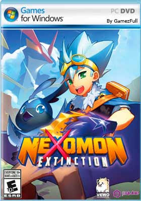 Nexomon Extinction pc descargar mega y google drive