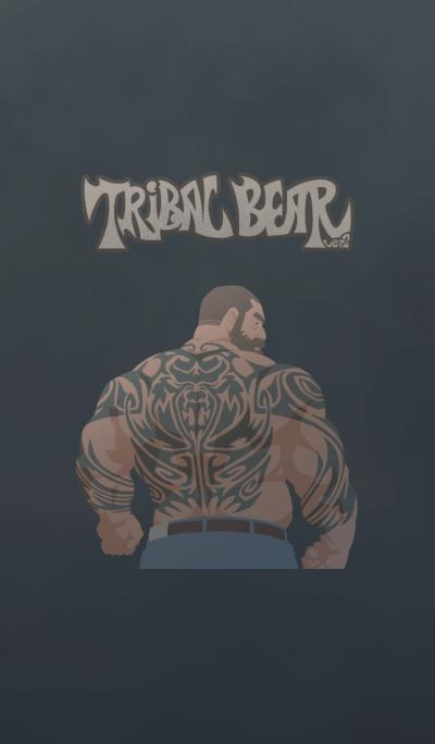 TRIBAL BEAR ver2