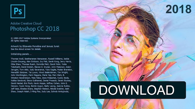 Adobe Photoshop CC 2018 19.1.5.61161 x64 x86 Free Download