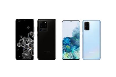 سامسونغ تعلن فنح المجال للطلب المسبق لهاتفها  Galaxy S20
