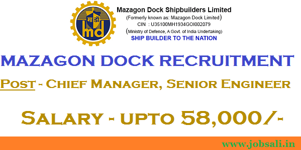 Mechanical Engineering jobs, mazagon dock online application form, Electrical Engineering jobs