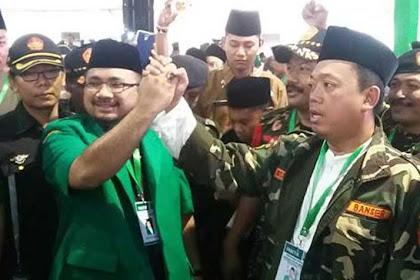 GENDENG! Kata Yaqut Cholil Qoumas Ketum GP Ansor, Komunis Tak Berbahaya, Yang Berbahaya Kelompok Radikal