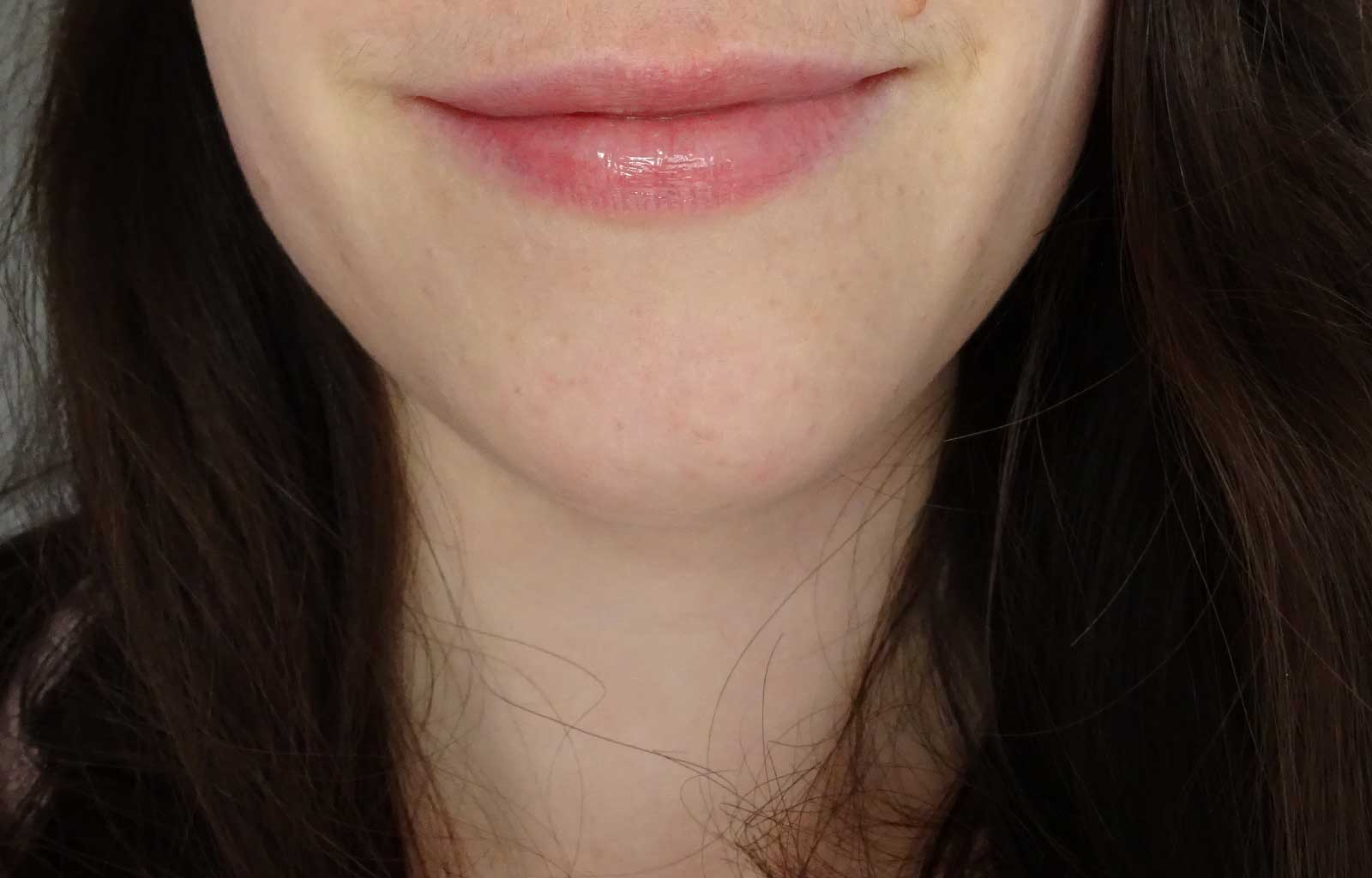 maybelline lifter gloss ice swatch