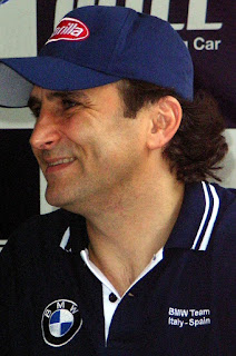 Zanardi drove in the World Touring Car Championships for BMW after his crash