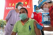Disuntik Vaksin, Watania : Saya merasa Lebih Aman Dari Covid