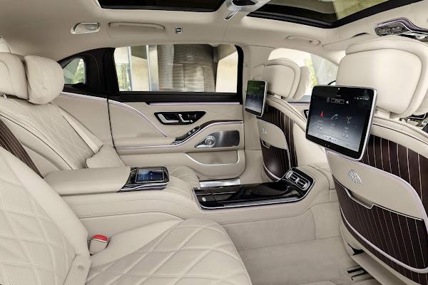 Novo Mercedes-Maybach S680 V12: fotos e preços revelados para Europa
