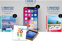 Logo Concorso ''Color Your Energy'': vinci gratis SmartBox, Iphone e calendari