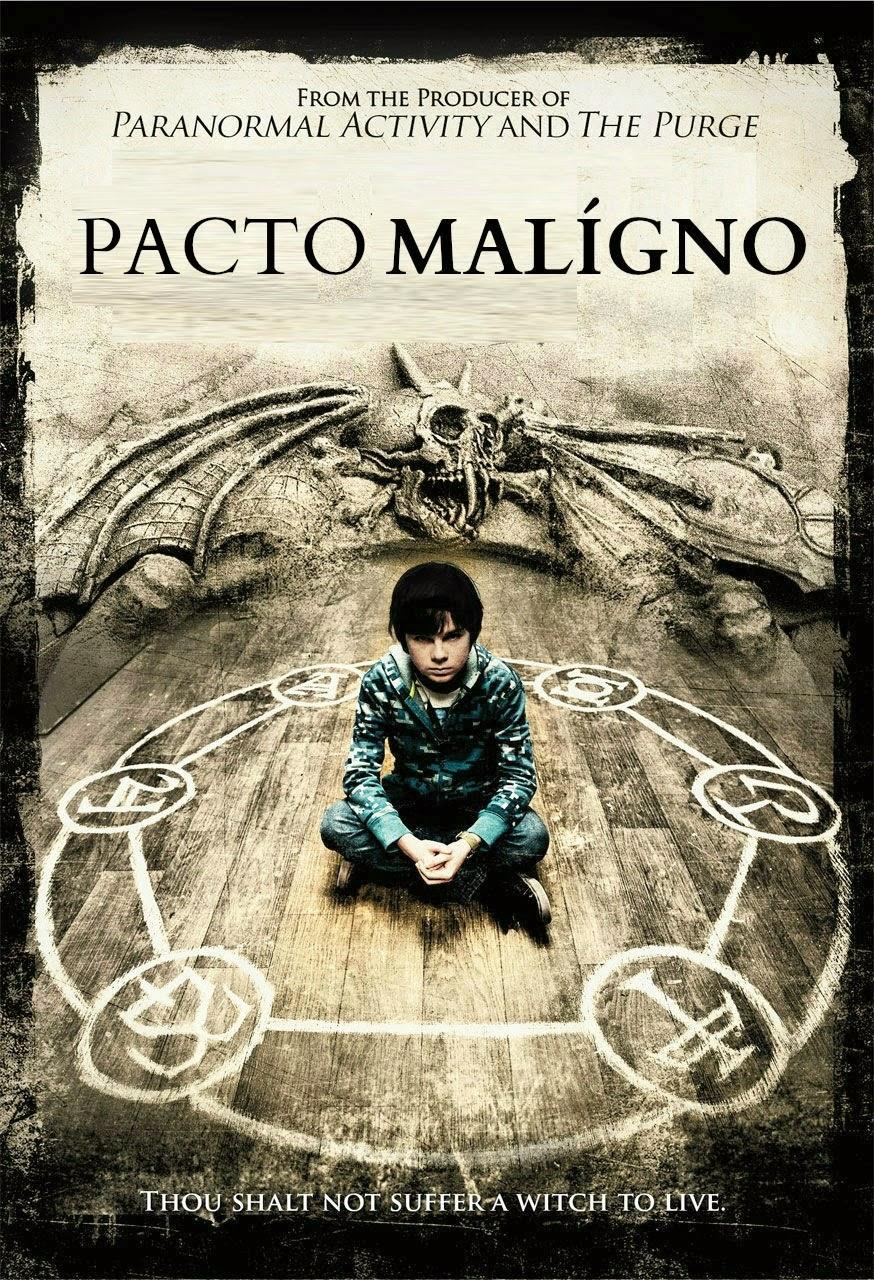 Pacto Maligno – Dublado (2014)