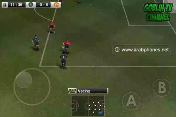 تحميل لعبة winning eleven 2019 على أندرويد مجانا