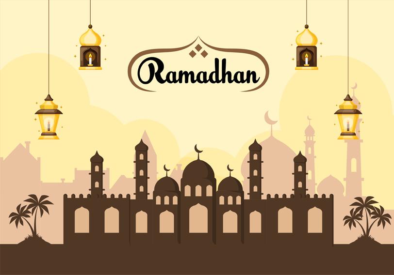 Membuat Ucapan Ramadhan dengan Efek Parallax