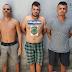 Operação conjunta entre Polícia Civil e militar culmina na prisão de acusados por tráfico de drogas em Tobias Barreto