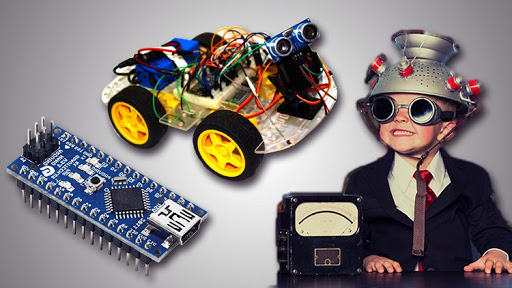 Technology For Kids (Arduino-Robot-Electronics-Programming) Udemy Coupon