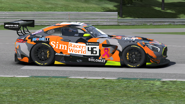 iRacing Spa 24H 'The struggle is real'