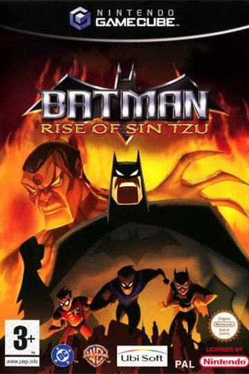 Batman  Rise of Sin Tzu ISO GC