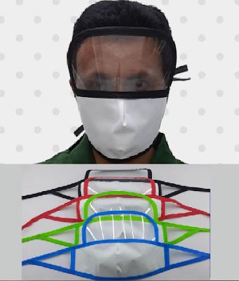 Masker Face Shield APD
