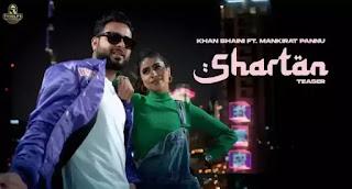 SHARTAN LYRICS - KHAN BHAINI