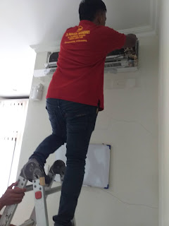 Jasa service AC di Malang