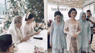 Isyana menikah