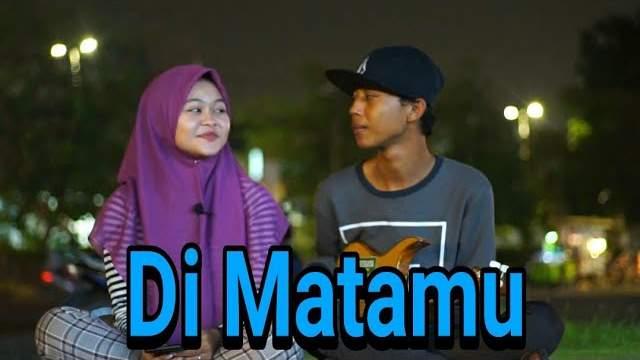 Lirik Lagu Di Matamu - Cover Dimas Gepenk ft. Monica