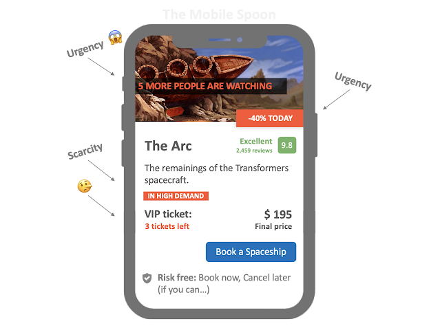 Scarcity and urgency are bad. The all-in-one guide to high-converting CTA buttons