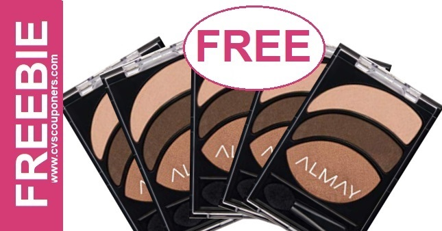 FREE Almay Eye Shadow Trios CVS Deal 10-20 10-26