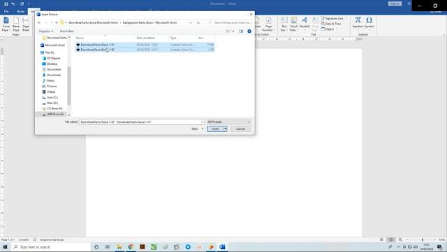 Cara Mudah Membuat Kartu Siswa Micorosoft Word Menggunakan Mailing Merge Cara Mudah Membuat Kartu Siswa Micorosoft Word Menggunakan Mailing Merge