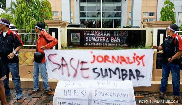 ICW : Upaya Kriminalisasi Terhadap Jurnalis Meliput Anti Korupsi Mendapat Perlawan