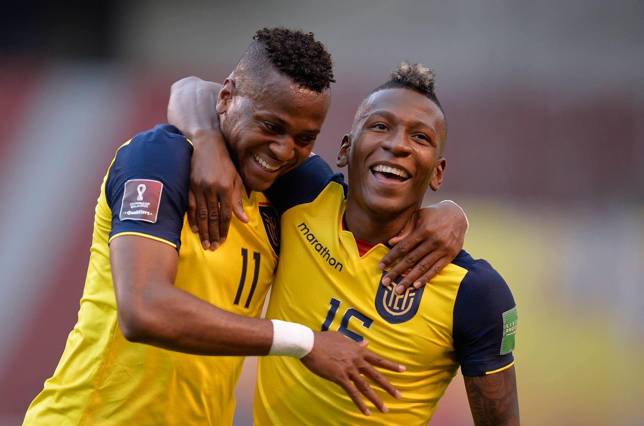 Ecuador Uruguay Eliminatorias Sudamericanas