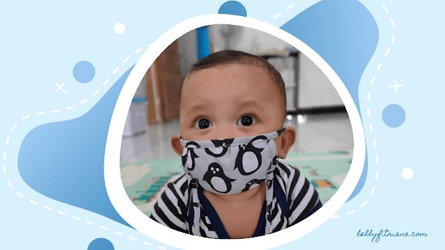Masker bayi