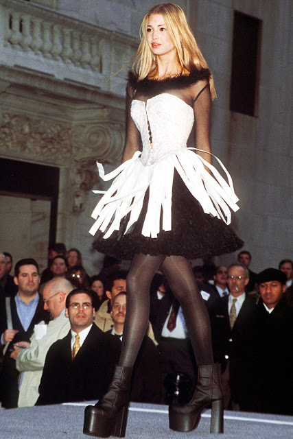 Ivanka Trump's Forgotten Modeling Years