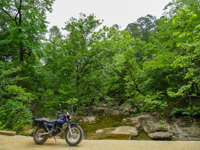 Eastward, Ho! Days 14-16: Some relaxing, some riding, ducks, a failed wheel cylinder and a vista