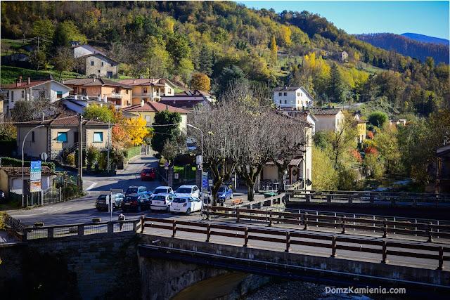 Dom z Kamienia za Rzeką - nowy widok, Toskania Biforco
