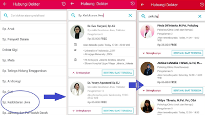 Chat Dokter Halodoc