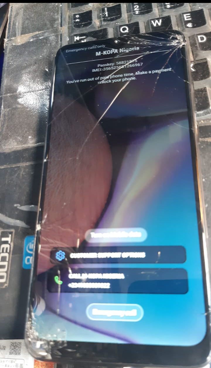SAMSUNG A02s [A025F] MKOPA KG-LOCK/D.LIGHT PAYJOY(MDM) REMOVE SOLUTION POWERED BY JEFF