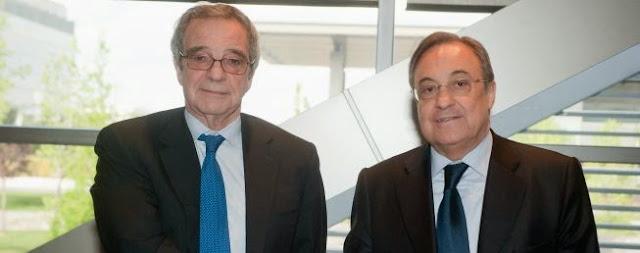 El Real Madrid y Telefónica pactan por La Décima