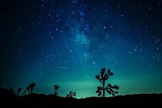 उम्मीद का एक तारा टिमटिमाया रात भर