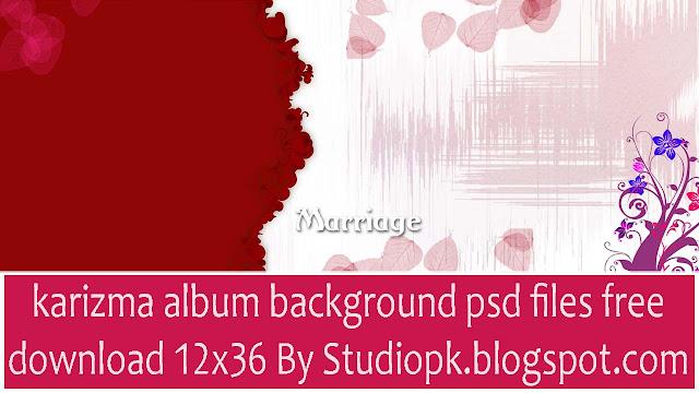 PSD Karizma Background