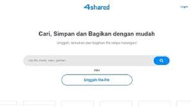 Cara Download LaguMelalui Situs Dan Aplikasi 4shared